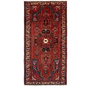 Link to 3' 5 x 6' 10 Khamseh Persian Rug