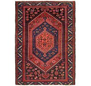 Link to 4' 6 x 6' 6 Zanjan Persian Rug