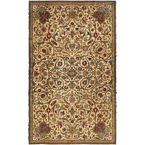 5' x 8' 1 Tabriz Persian Rug
