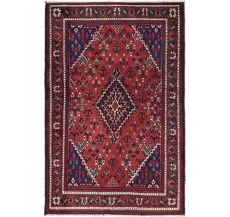 132cm x 213cm Joshaghan Persian Rug