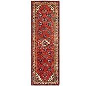 Link to 3' 8 x 11' Mehraban Persian Runner Rug