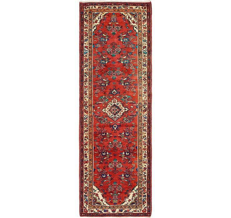 3' 8 x 11' Mehraban Persian Runner...