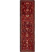 Link to 3' 10 x 13' 10 Meshkin Persian Runner Rug