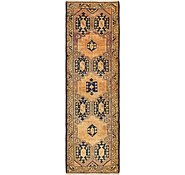 Link to 3' 9 x 12' 8 Shiraz-Lori Persian Runner Rug