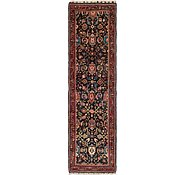 Link to 3' 5 x 12' 3 Khamseh Persian Runner Rug