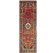 Link to 3' 5 x 11' 2 Khamseh Persian Runner Rug