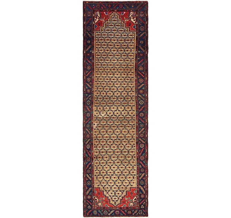 3' 5 x 13' Koliaei Persian Runner ...