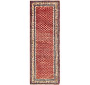 Link to 3' 7 x 10' 3 Farahan Persian Runner Rug