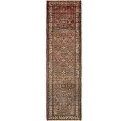 Link to 122cm x 420cm Hossainabad Persian Runner Rug
