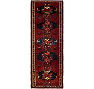 Link to 140cm x 370cm Shiraz-Lori Persian Runner Rug
