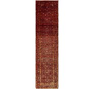 Link to 122cm x 513cm Hossainabad Persian Runner Rug