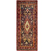 Link to 4' x 9' 7 Farahan Persian Runner Rug