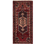 Link to 4' 3 x 9' 5 Khamseh Persian Runner Rug
