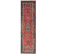 Link to 3' x 10' 7 Hamedan Persian Runner Rug