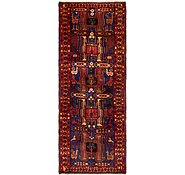 Link to 4' 2 x 10' 7 Ardabil Persian Runner Rug