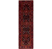 Link to 3' 7 x 12' 6 Nahavand Persian Runner Rug