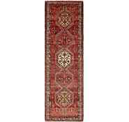 Link to 3' 4 x 11' 3 Meshkin Persian Runner Rug