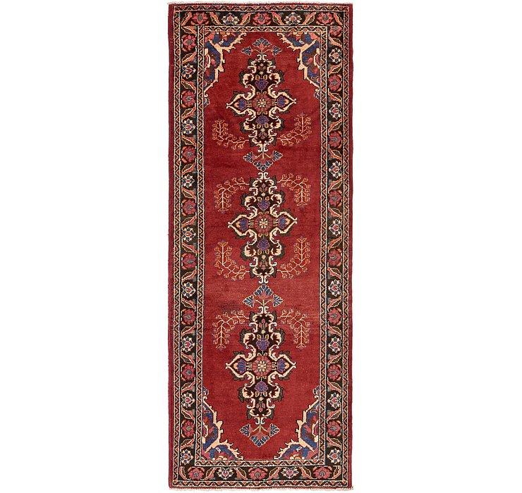 3' 9 x 10' 4 Ferdos Persian Runner Rug