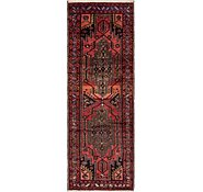 Link to 3' 6 x 10' 3 Hamedan Persian Runner Rug