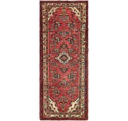 Link to 3' 9 x 9' 8 Khamseh Persian Runner Rug