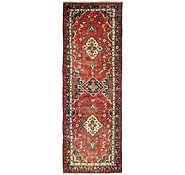Link to 3' 8 x 10' 6 Hamedan Persian Runner Rug