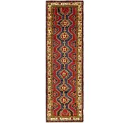 Link to 3' 6 x 12' 2 Meshkin Persian Runner Rug