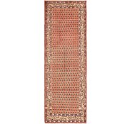 Link to 3' 5 x 10' 3 Farahan Persian Runner Rug