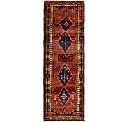 Link to 4' 2 x 13' 3 Hamedan Persian Runner Rug