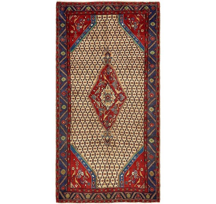 5' x 9' 10 Koliaei Persian Rug