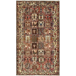 Unique Loom 5' 8 x 9' 10 Bakhtiar Persian Rug