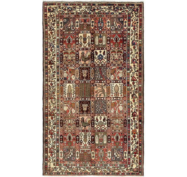 5' 8 x 9' 10 Bakhtiar Persian Rug