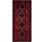 Link to 5' x 11' 2 Hamedan Persian Runner Rug
