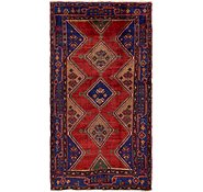 Link to 5' 4 x 10' Koliaei Persian Rug