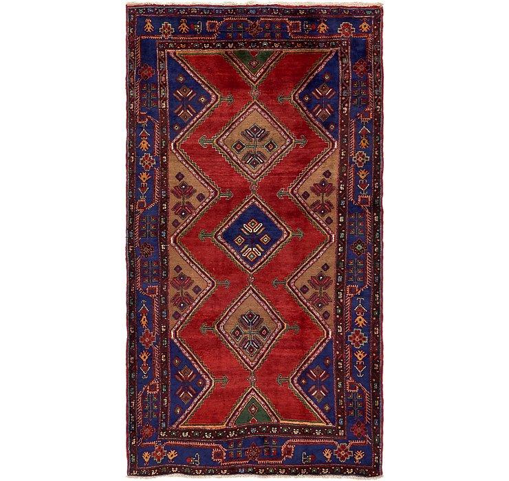 5' 4 x 10' Koliaei Persian Rug