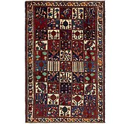 Link to 5' 8 x 9' Bakhtiar Persian Rug