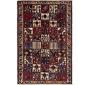 Link to 5' 8 x 9' Bakhtiar Persian Rug