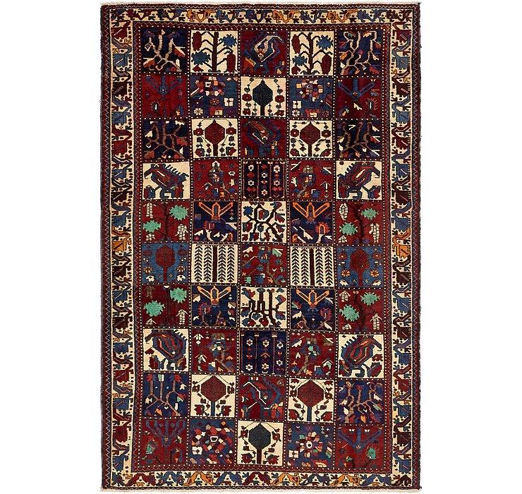 5' 8 x 9' Bakhtiar Persian Rug