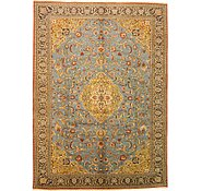 Link to 9' x 12' 5 Qom Persian Rug