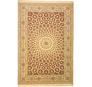 Link to 8' 2 x 11' 9 Nain Persian Rug