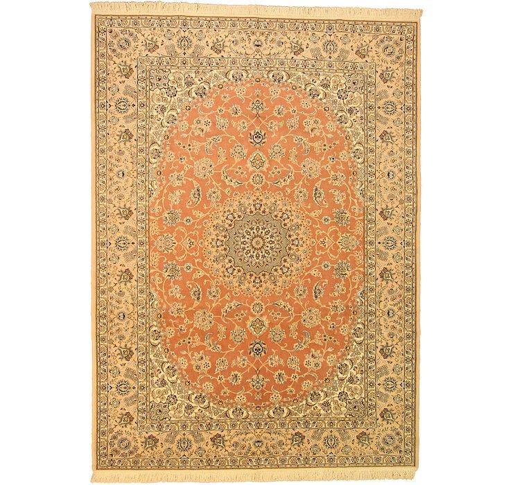 8' 4 x 11' 5 Nain Persian Rug