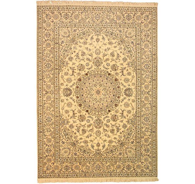 8' 3 x 11' 10 Nain Persian Rug