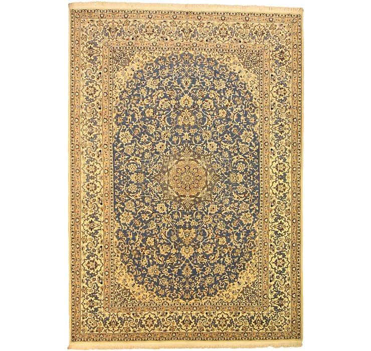 8' 6 x 12' Nain Persian Rug