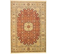 Link to 8' x 11' 4 Nain Persian Rug