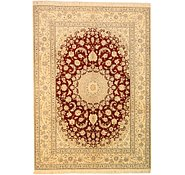 Link to 8' 3 x 11' 6 Nain Persian Rug