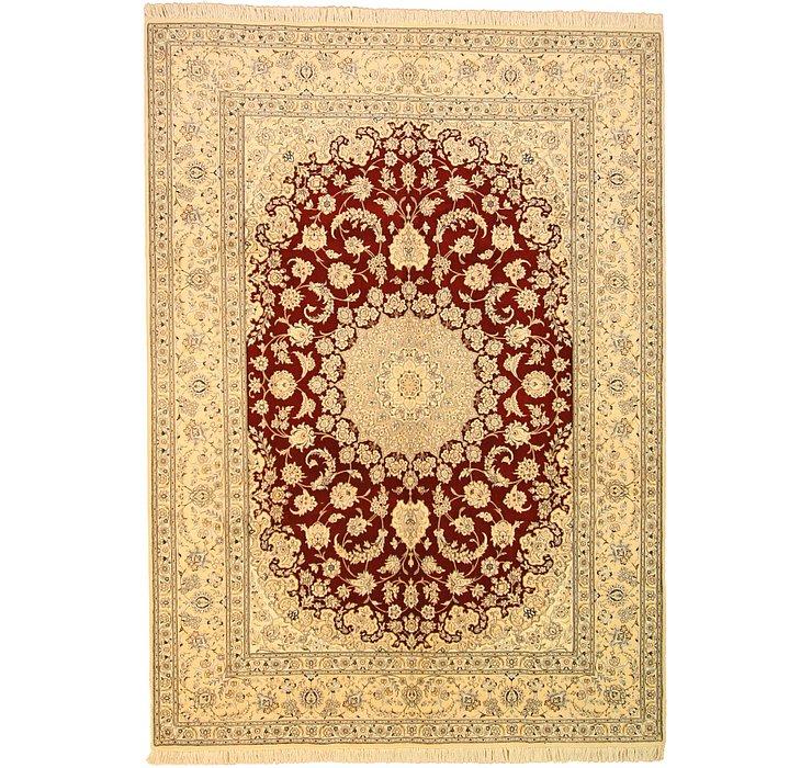 8' 3 x 11' 6 Nain Persian Rug