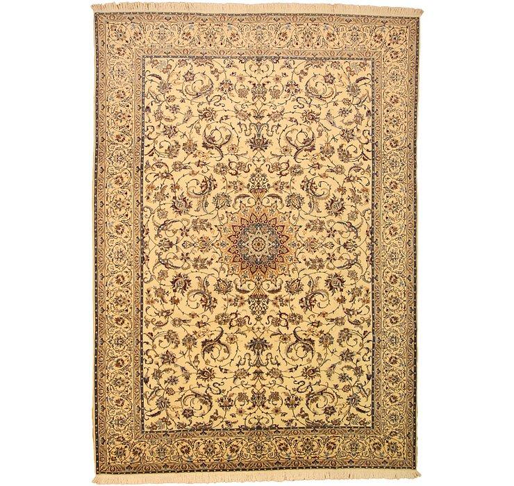 8' 7 x 12' 1 Nain Persian Rug