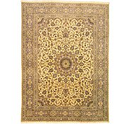 Link to 9' 8 x 12' 11 Kashan Persian Rug