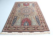 Link to 5' 6 x 8' 2 Tabriz Persian Rug