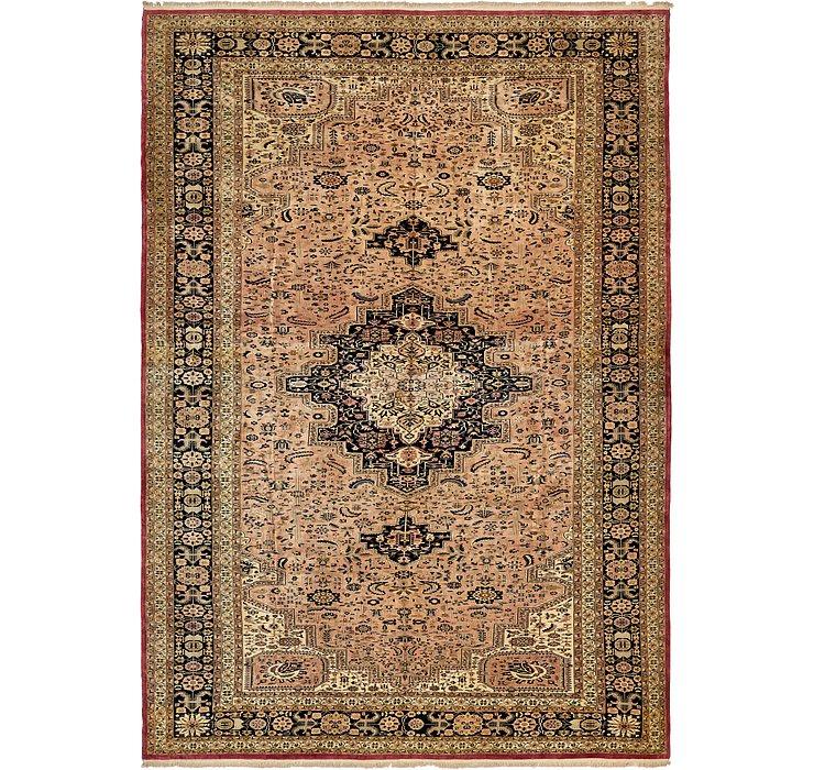 15' 9 x 23' 2 Heriz Persian Rug
