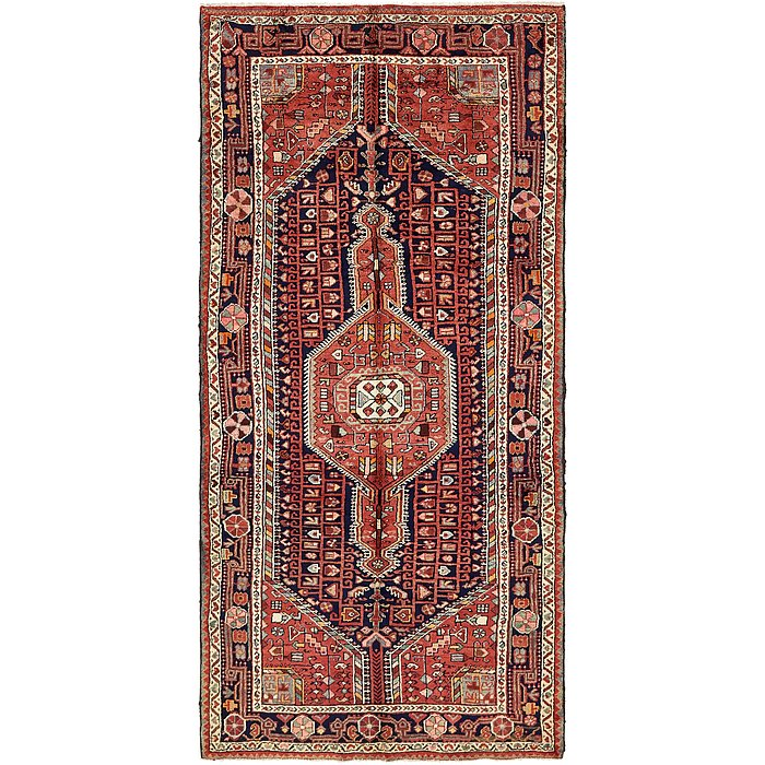 4' 10 x 10' 3 Tuiserkan Persian Runne...